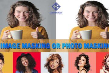 Image masking or photo masking
